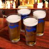 JDS Personalized Gifts Personalized Gift Personalized Pub Pint Beer Glass (Set of 4)