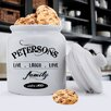 JDS Personalized Gifts Personalized Gift Family Cookie Jar