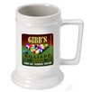 JDS Personalized Gifts Personalized Gift Beer Stein