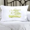 JDS Personalized Gifts Personalized Gift Faithful Pillowcase