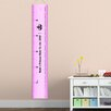 <strong>JDS Personalized Gifts</strong> Personalized Gift Kids Canvas Height Growth Chart