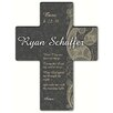 <strong>JDS Personalized Gifts</strong> Personalized Gift Paisley Praise Cross - Child's Bedtime Prayer Sculpture