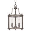 <strong>Hudson Valley Lighting</strong> Williamsburg Hampton 3 Light Foyer Pendant