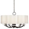 <strong>Hudson Valley Lighting</strong> Garrison 8 Light Chandelier