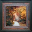 <strong>North American Art</strong> 'October Trail' by Jessica Jenney Framed Photographic Print