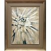 North American Art 'Glam I' by Stacey D'Aquiar Framed Painting Print