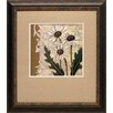 <strong>'Paris Daisy I' by Chariklia Zarris Framed Graphic Art</strong> by North American Art