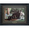 <strong>'New Discoveries' by Kevin Daniel Framed Painting Print</strong> by North American Art
