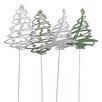Oddity Inc. Wood Tree Picks (Set of 12)