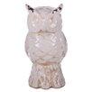 Oddity Inc. Ceramic Owl Statue