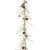 <strong>Glitter Pine Ball Garland</strong> by Oddity Inc.