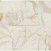 Bedrosians Marmi Di Napoli Porcelain Glazed Mosaic in Calacatta