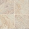 Bedrosians Rok Ink Jet Porcelain Textured Field Tile in Calcare