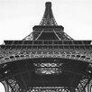 Epic Art Eiffel Tower Photographic Print on Canvas