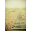 Epic Art 'Beach Walk' by Joy St.Claire Photographic Print on Canvas