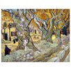 <strong>'Road Menders at Saint-Remy' by Vincent Van Gogh Painting Print on ...</strong> by Epic Art
