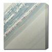 Epic Art 'I Love The Beach' by Robin Dickinson Photographic Print on Canvas