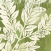 Epic Art Sage Foliage Painting Print