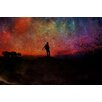 Epic Art 'Destiny' by Jeronimo Photographic Print on Canvas