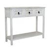 <strong>Coastal Console Table</strong> by Gallerie Decor