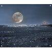 Innova Full Moon Wall Art