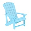<strong>CR Plastic Products</strong> Generations Kids Adirondack Chair