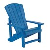 <strong>Generations Kids Adirondack Chair</strong> by CR Plastic Products