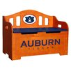 Fan Creations NCAA Stained Kid's Storage Bench