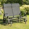 SunTime Outdoor Living Havana Seat Glider Chair