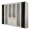 <strong>Yvonne 6 Door 3 Drawer Wardrobe</strong> by Wimex