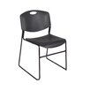 Regency Zeng Stack Chair and Dolly