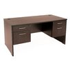 <strong>Double Pedestal Executive Desk</strong> by Regency