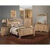 Sandberg Furniture Belladonna Palace Panel  Bedroom Collection