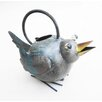 D-Art Collection Iron Bird Watering Can