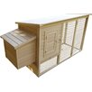 Pinta Int'l Chicken Coop with Boxes