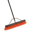 "<strong>24"" Assembled Indoor and Outdoor Push Broom</strong> by Cequent Laitner Company"