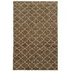 Tommy Bahama Rugs Tommy Bahama Maddox Brown / Blue Geometric Rug