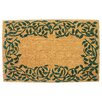 J and M Home Fashions Garden Ivy Doormat