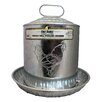 <strong>Metal Wall Chicken Water Fountain</strong> by Harris Farms