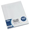 <strong>Wide Ruled Filler Paper (150 Count)</strong> by Moore Wallace Na Dba Tops