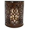 <strong>Flipo Group Limited</strong> Pacific Accents Montrose Indoor/Outdoor Scroll Sconce