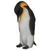 Queens of Christmas 3.5' Female King Penguin Statue