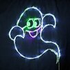 """Queens of Christmas 18"""" Holloween Ghost 35 LED"""