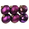 Queens of Christmas Smooth Onion Ornament (Set of 6)