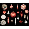 <strong>Queens of Christmas</strong> Mini Ornament (Set of 98)