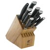 Zwilling JA Henckels Twin Four Star II 10 Piece Cutlery Block Set