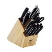 Zwilling JA Henckels International Forged Premio 17 Piece Cutlery Block Set