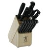 <strong>Zwilling JA Henckels</strong> International Fine Edge Pro 12 Piece Cutlery Block Set