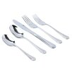 Zwilling JA Henckels 65 Piece Alcea Flatware Set