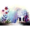 Maxwell Dickson Winter Wonderland Graphic Art on Canvas
